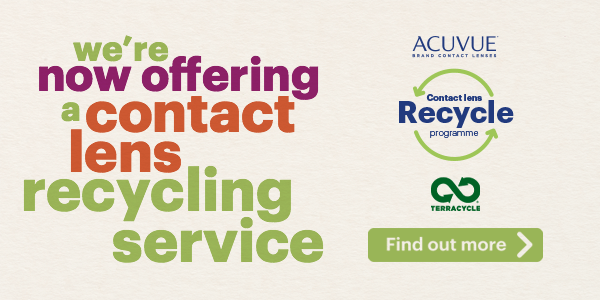 Learn more about Acuvue recycling contact lenses